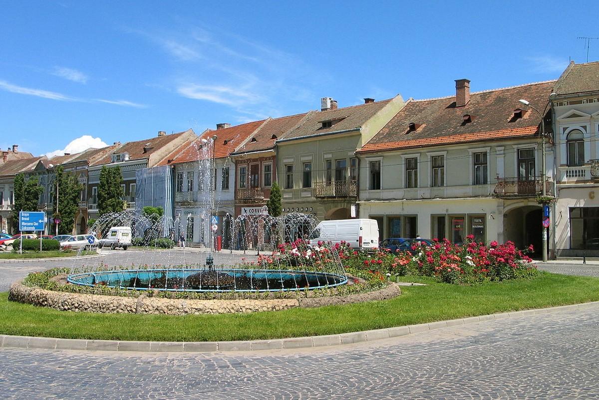 Târgu Secuiesc - centru